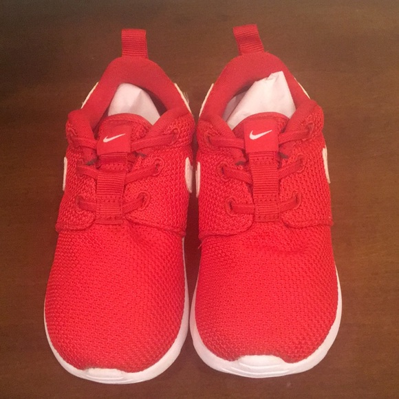 Nike Shoes   Kids Red Nike Size 8c